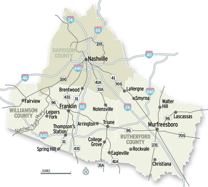 The Nashville Ledger